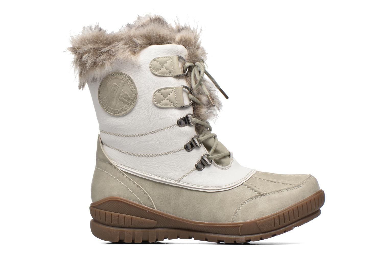 Chaussures de sport Kimberfeel Delmos Blanc vue derrière