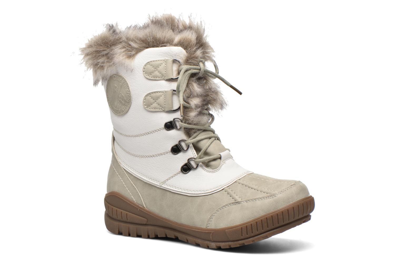 Sport shoes Kimberfeel Delmos White detailed view/ Pair view