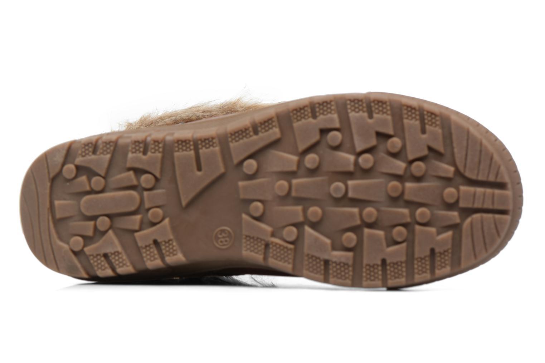 Zapatillas de deporte Kimberfeel Delmos Marrón vista de arriba