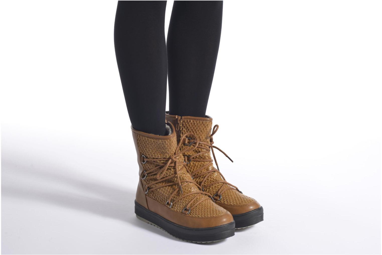 Zapatillas de deporte Kimberfeel Nadia Negro vista de abajo