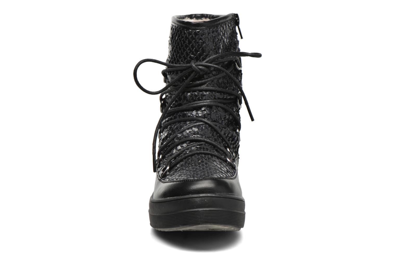 Zapatillas de deporte Kimberfeel Nadia Negro vista del modelo