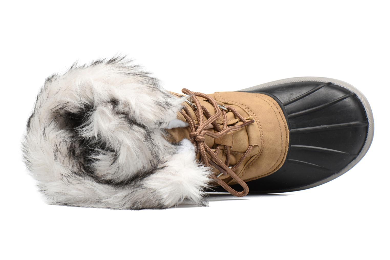 Chaussures de sport Kimberfeel Adriana Beige vue gauche