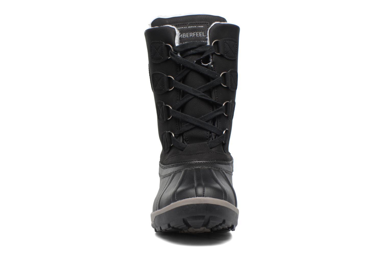 Sportschuhe Kimberfeel Loris schwarz schuhe getragen