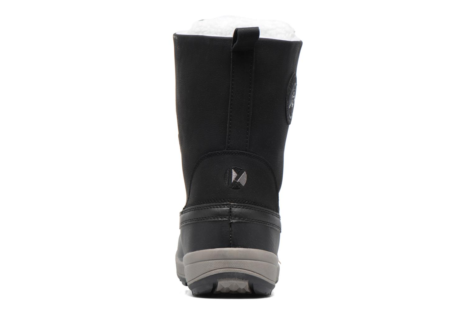 Sport shoes Kimberfeel Loris Black view from the right