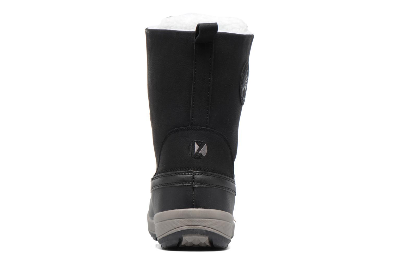 Chaussures de sport Kimberfeel Loris Noir vue droite