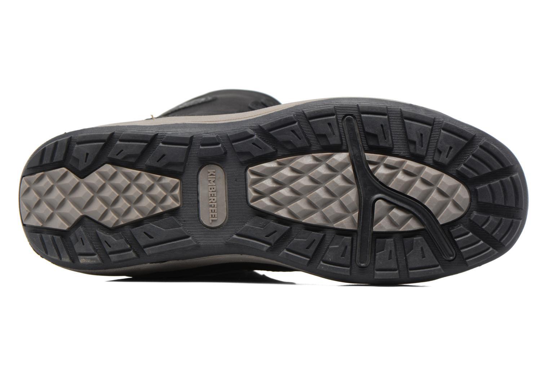 Chaussures de sport Kimberfeel Loris Noir vue haut