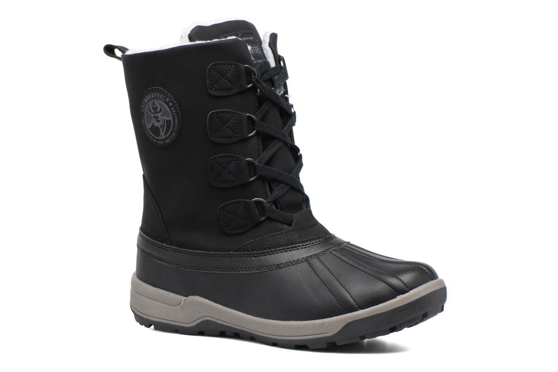 Chaussures de sport Kimberfeel Loris Noir vue détail/paire
