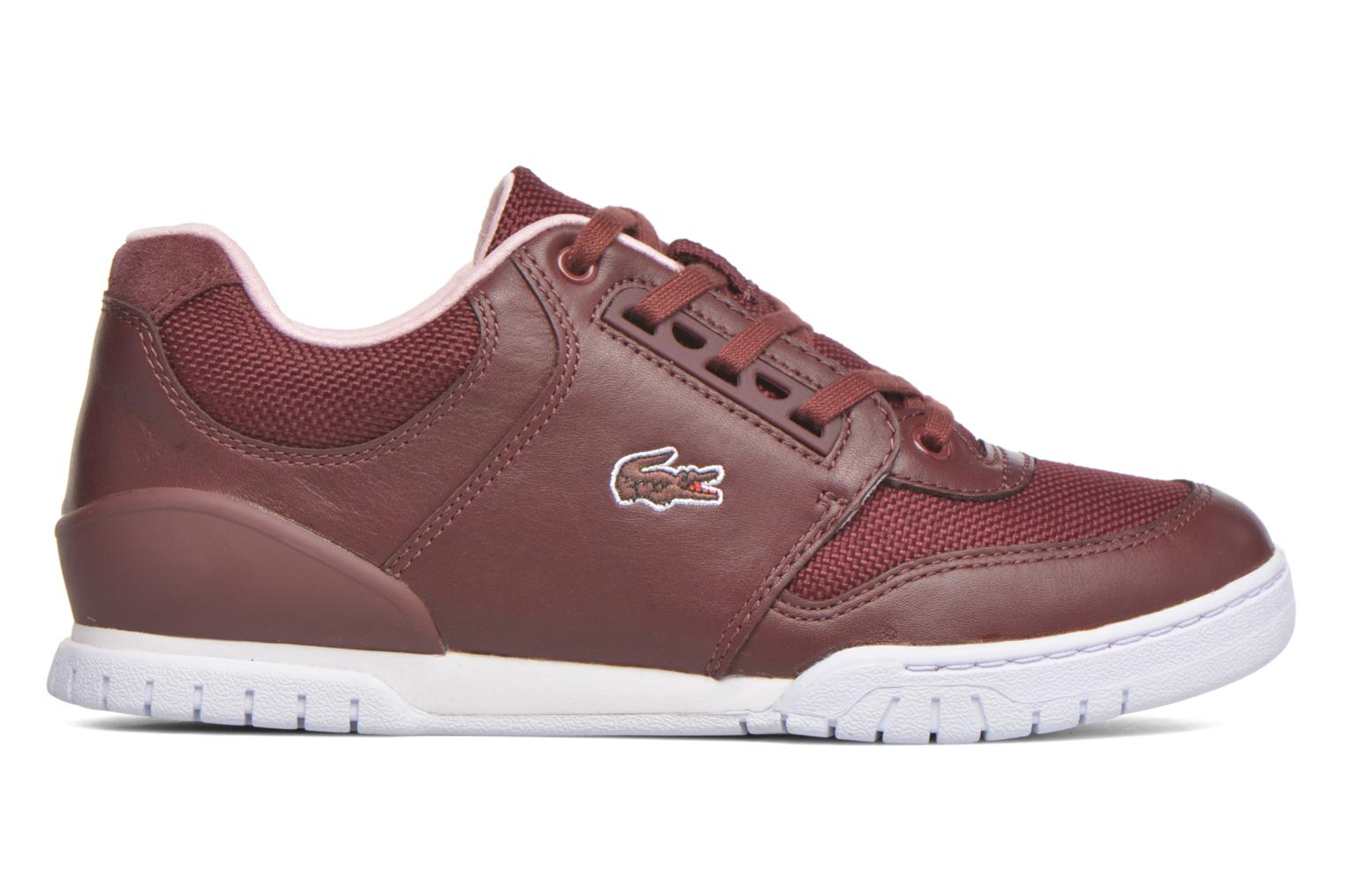 Trainers Lacoste Indiana 416 1 C Burgundy back view