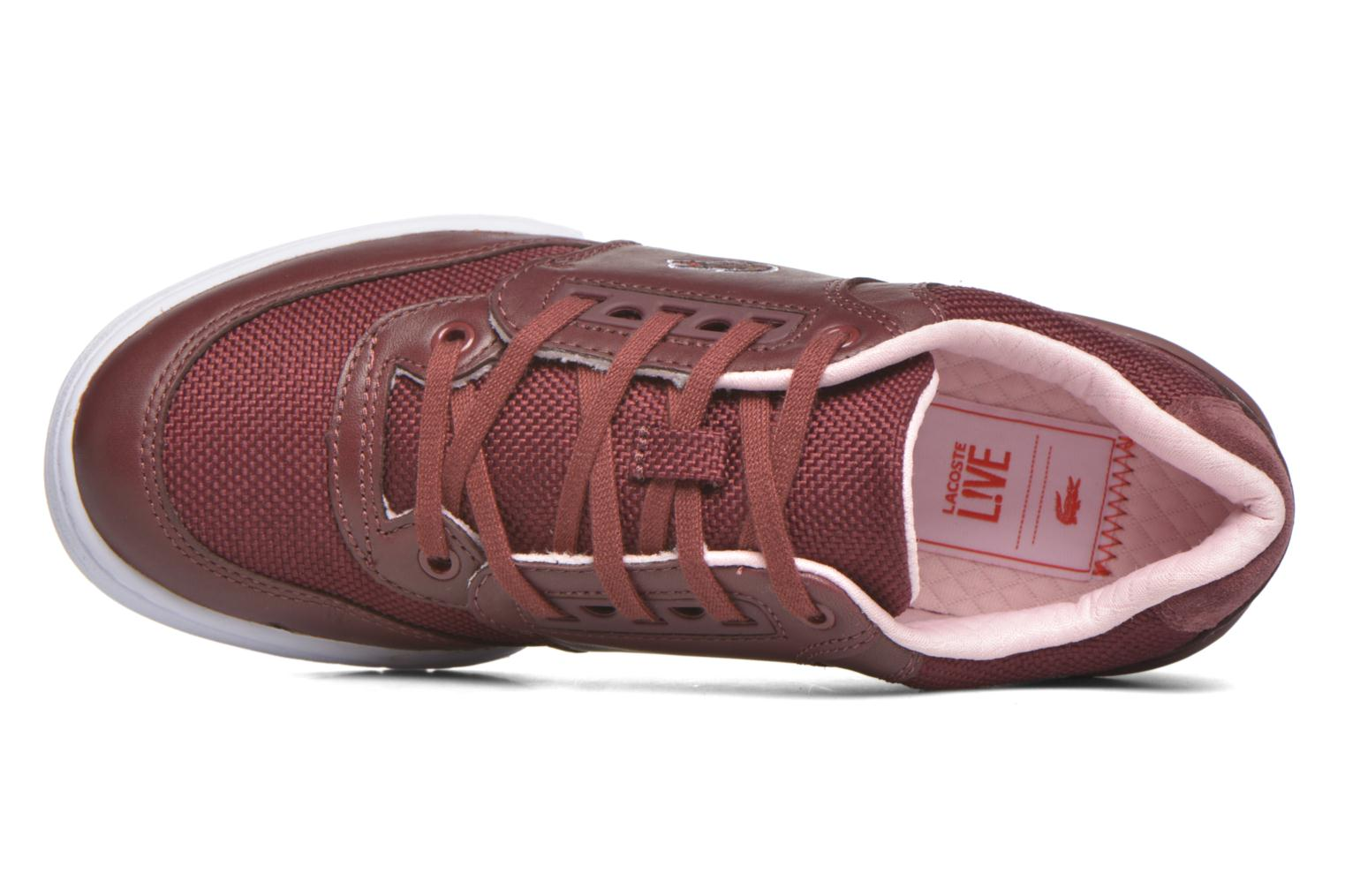 Indiana 416 1 C Burgundy/Light Pink