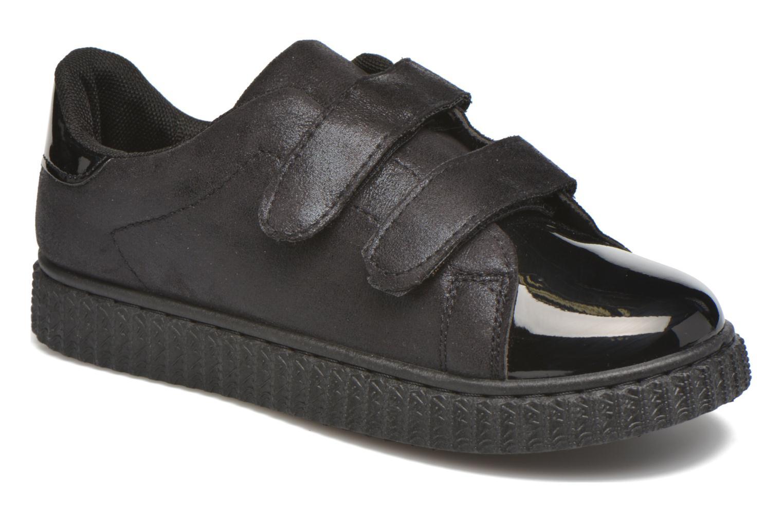 Baskets I Love Shoes THEVI Noir vue détail/paire