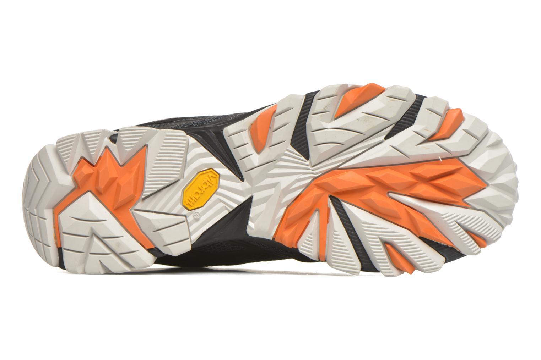 Zapatillas de deporte Merrell Moab FST Gore Tex Negro vista de arriba