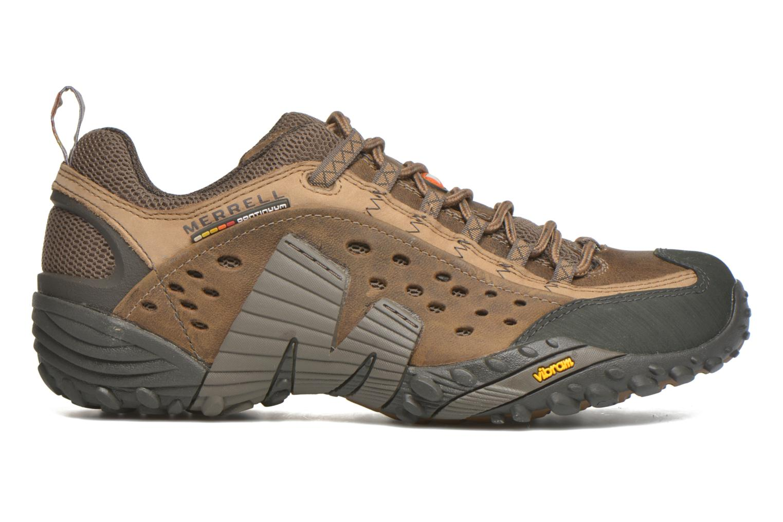 Chaussures de sport Merrell Intercept Marron vue derrière