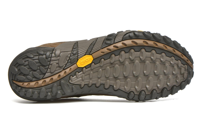 Chaussures de sport Merrell Intercept Marron vue haut