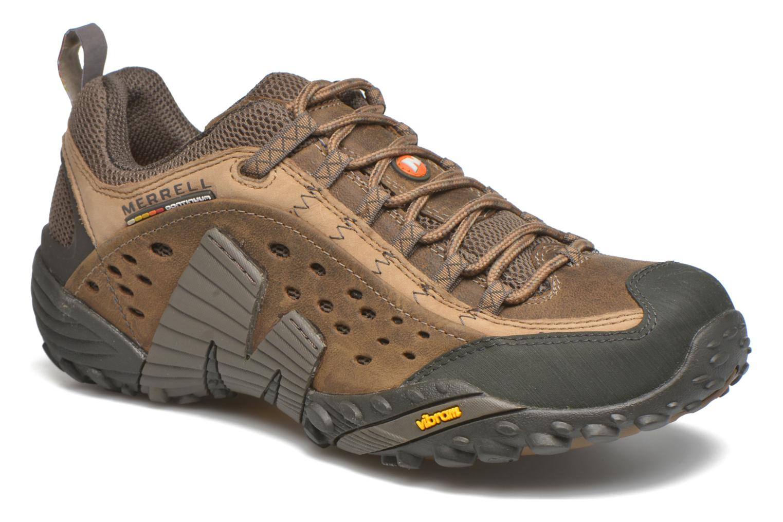 Chaussures de sport Merrell Intercept Marron vue détail/paire