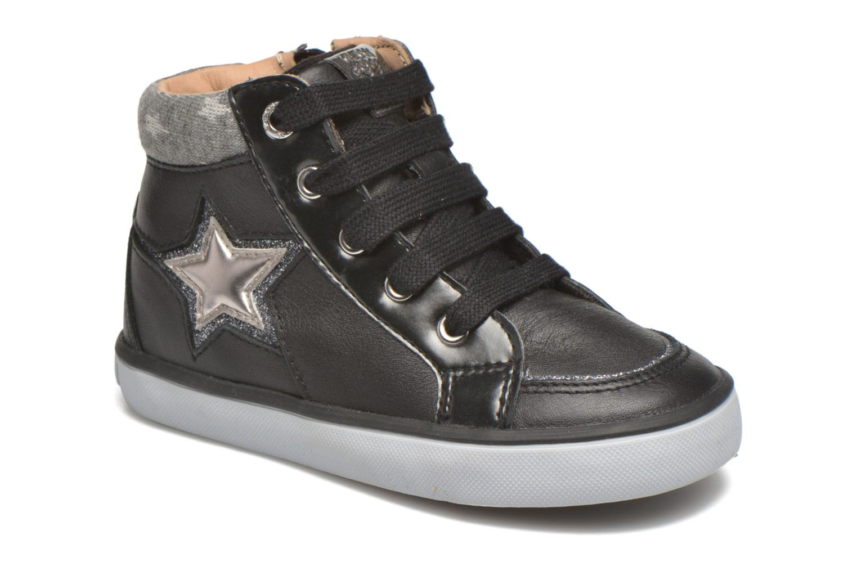 Sneaker Geox B Kiwi Girl B54D5E schwarz detaillierte ansicht/modell