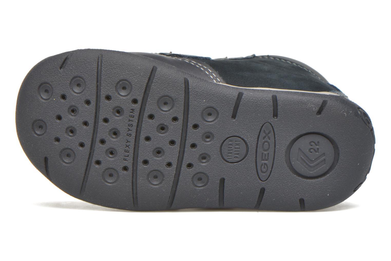 Sneaker Geox B Each Boy B540BB blau ansicht von oben