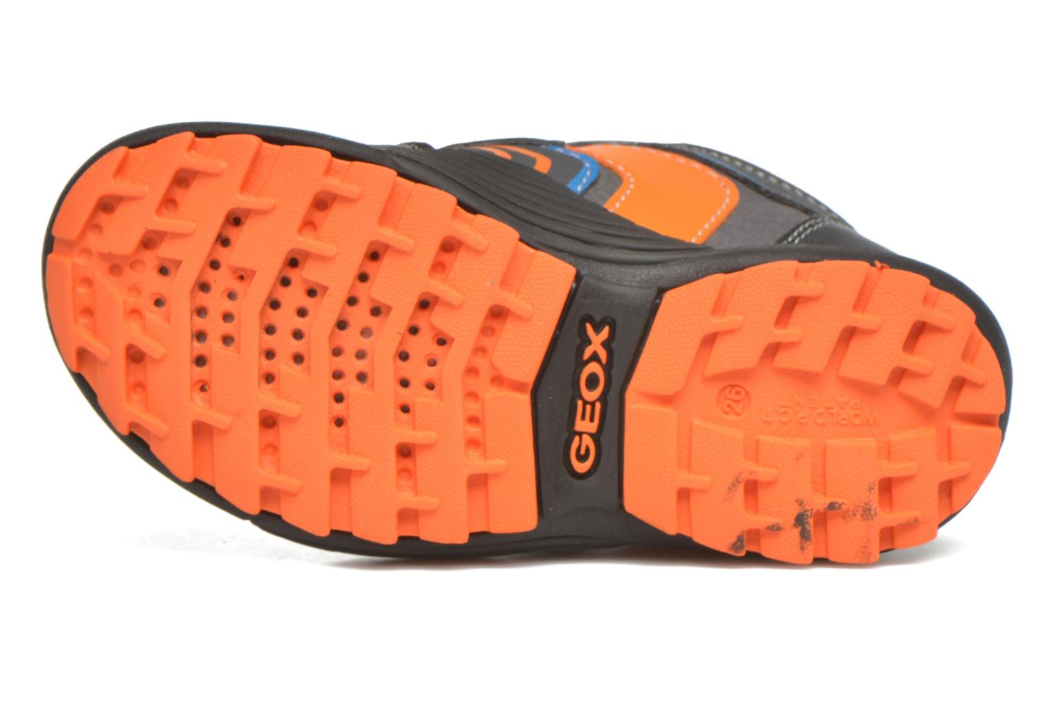 Ankle boots Geox B Savage B ABX B540CA Grey view from above