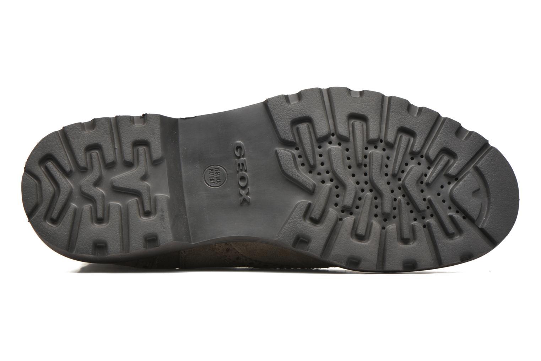 Bottines et boots Geox U New Igor U54P6G Gris vue haut