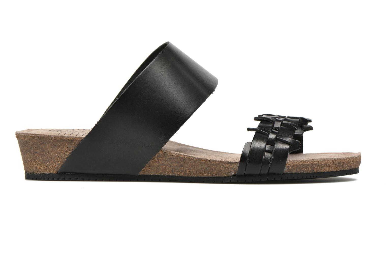 Sandales et nu-pieds TBS Kazuno Noir vue derrière