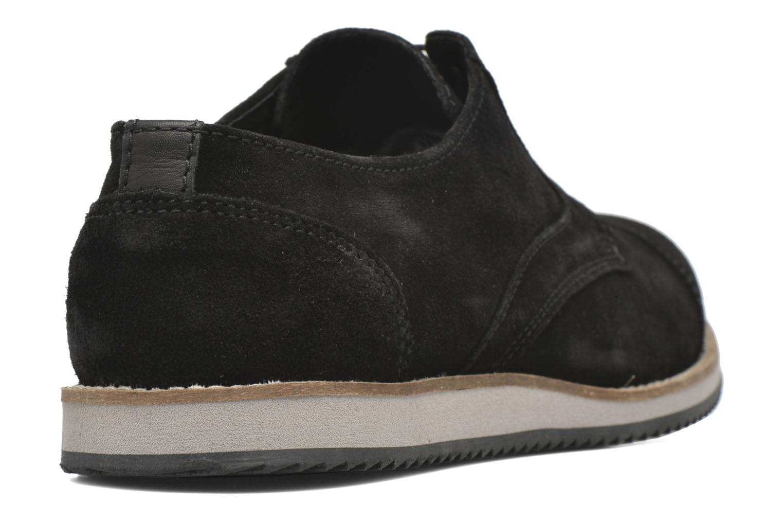 Zapatos con cordones Mr SARENZA Steamer Negro vista de frente
