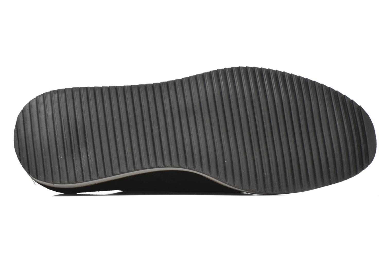Chaussures à lacets Mr SARENZA Steamer Noir vue haut