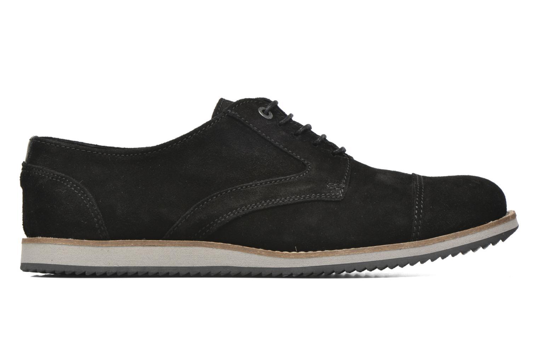 Chaussures à lacets Mr SARENZA Steamer Noir vue détail/paire