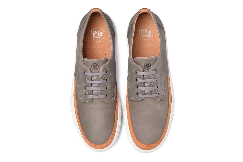 Sneaker Mr SARENZA Stevens grau schuhe getragen