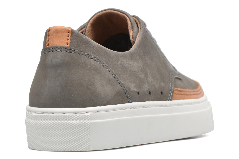 Sneakers Mr SARENZA Stevens Grigio immagine frontale