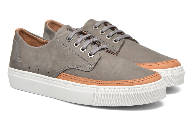 Sneakers Mr SARENZA Stevens Grijs achterkant