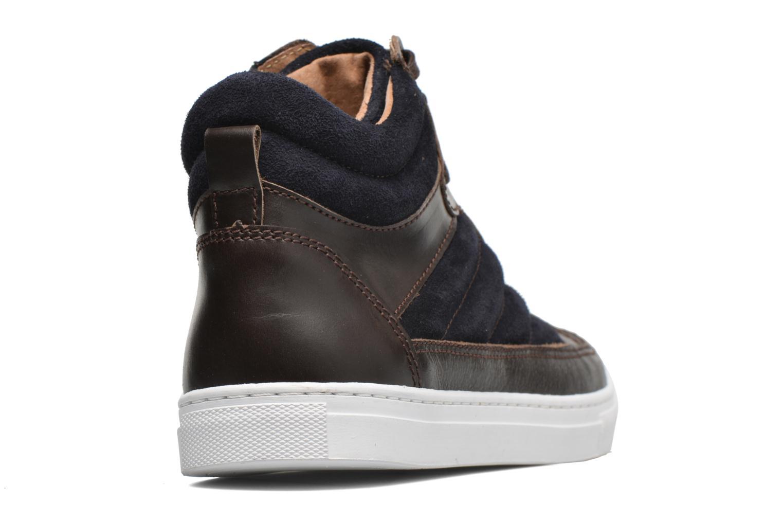 Sneakers Mr SARENZA Stryges Azzurro immagine frontale