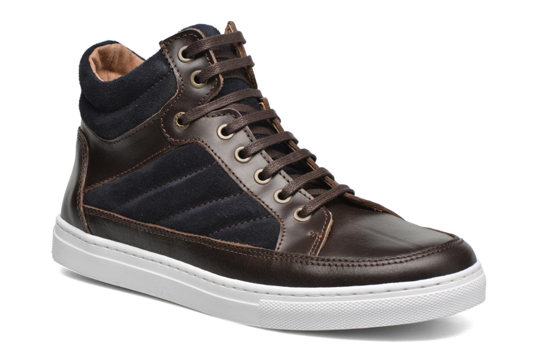 Sneakers Mr SARENZA Stryges Azzurro immagine destra