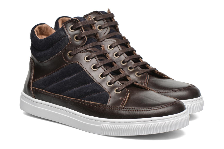 Sneakers Mr SARENZA Stryges Azzurro immagine posteriore