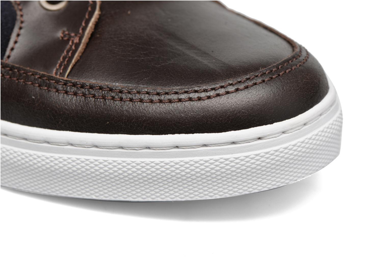 Sneakers Mr SARENZA Stryges Azzurro immagine sinistra