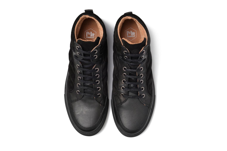 Baskets Mr SARENZA Stryges Noir vue portées chaussures
