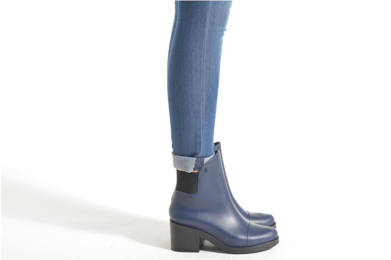 Stiefeletten & Boots Melissa Melissa elastic boot blau ansicht von unten / tasche getragen