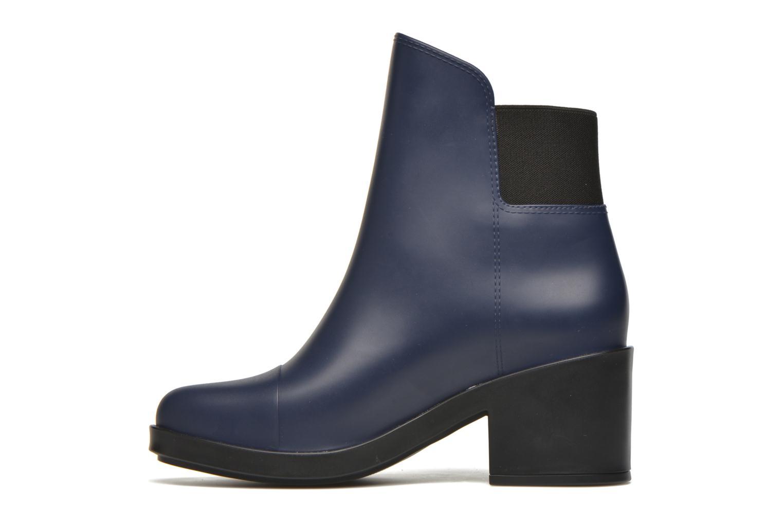 Stiefeletten & Boots Melissa Melissa elastic boot blau ansicht von vorne