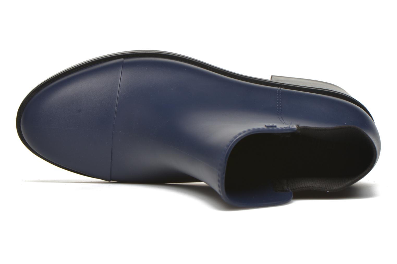 Stiefeletten & Boots Melissa Melissa elastic boot blau ansicht von links