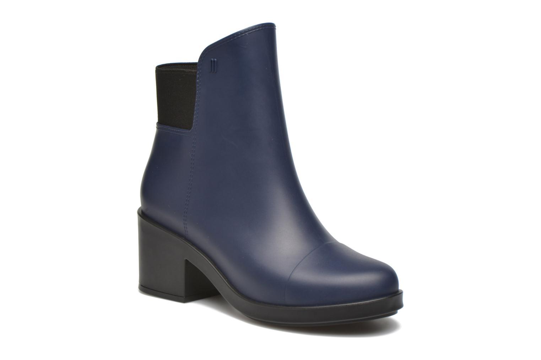 Stiefeletten & Boots Melissa Melissa elastic boot blau detaillierte ansicht/modell