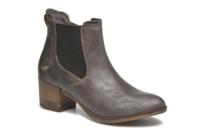 Stiefeletten & Boots Mustang shoes Mustea grau detaillierte ansicht/modell