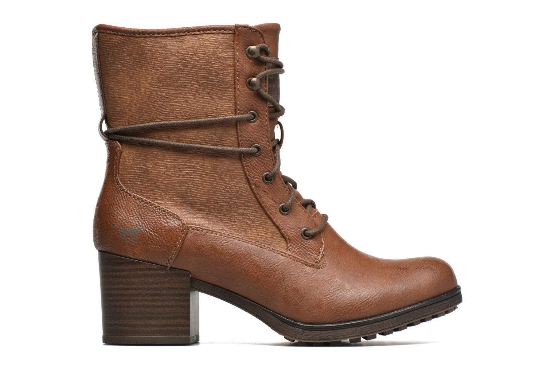 Bottines et boots Mustang shoes Muasta Marron vue derrière