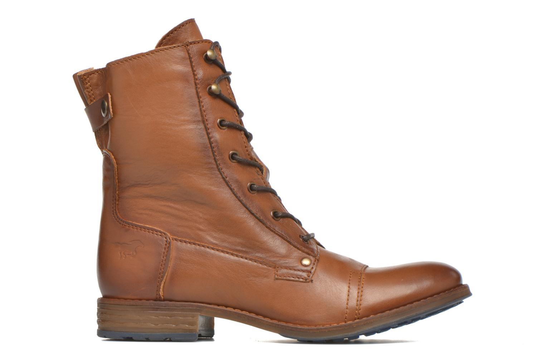 Bottines et boots Mustang shoes Munie Marron vue derrière