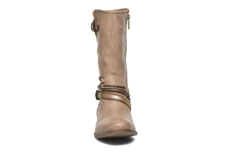 Boots en enkellaarsjes Mustang shoes Mupe Bruin model