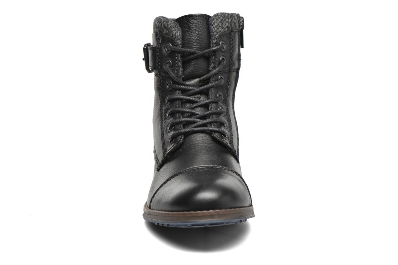 Boots en enkellaarsjes Mustang shoes Muwa Zwart model