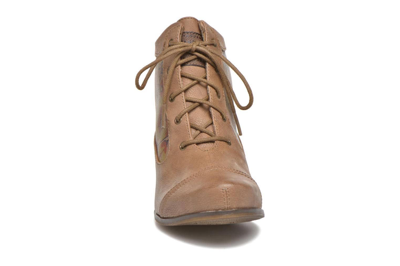 Stiefeletten & Boots Mustang shoes Manur braun schuhe getragen