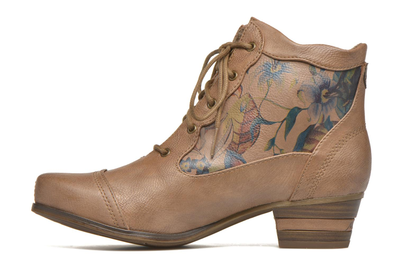 Stiefeletten & Boots Mustang shoes Manur braun ansicht von vorne