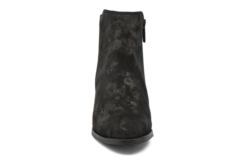 Bottines et boots Softwaves West 10 Noir vue portées chaussures