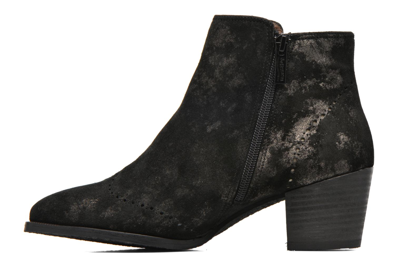 Bottines et boots Softwaves West 10 Noir vue face