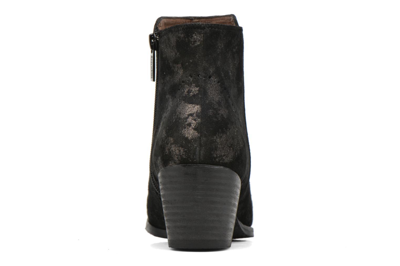 Bottines et boots Softwaves West 10 Noir vue droite