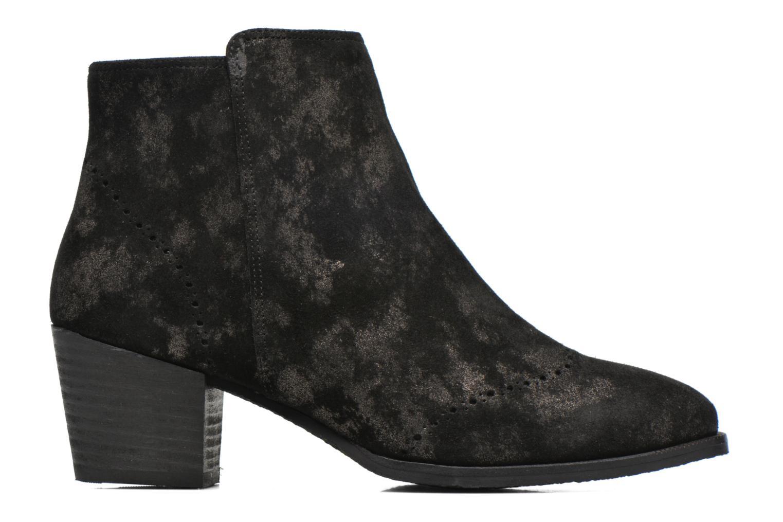 Bottines et boots Softwaves West 10 Noir vue derrière