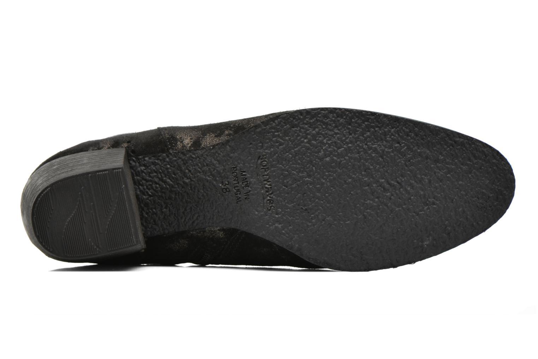 Bottines et boots Softwaves West 10 Noir vue haut
